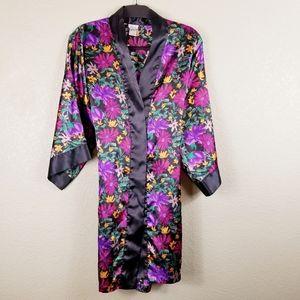 Sedu Floral Robe/Kimono